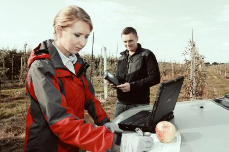 obraz dla artykułu AriMR (Agency for Restructuring and Modernisation of Agriculture) equipped its inspectors with Getac