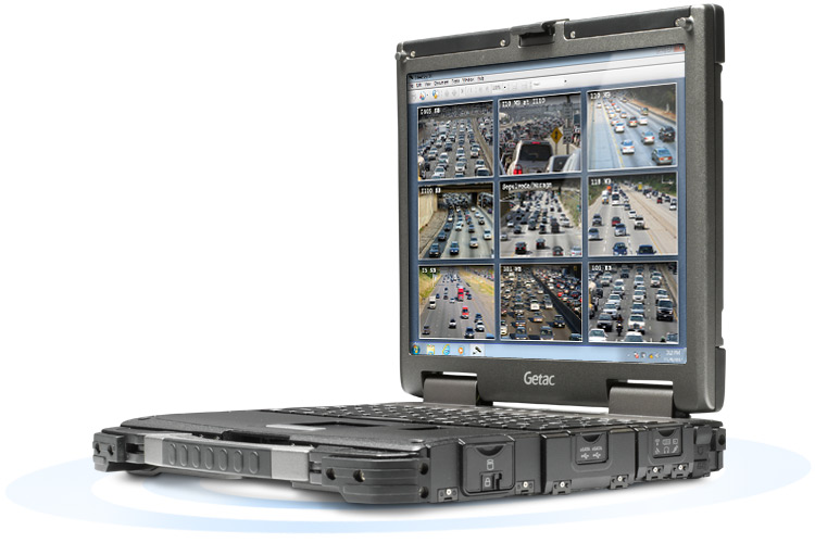 Getac B300 Fully Rugged Notebook